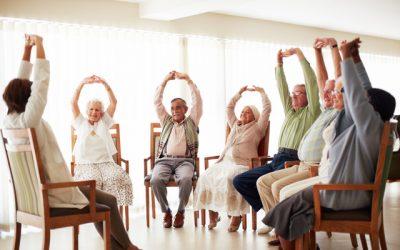 Bien vieillir avec le yoga